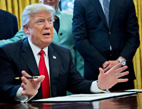 Federal judge puts nationwide block on President Trump's travel ban